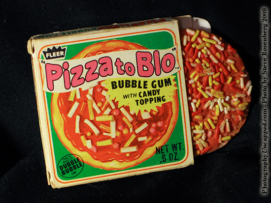 Pizza to Blo Bubble Gum