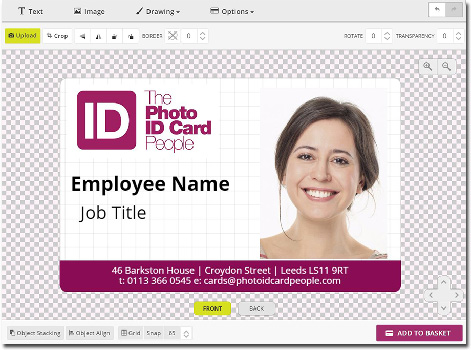 Photo ID Card Solutions Design Manage your Own Printed ID Cards