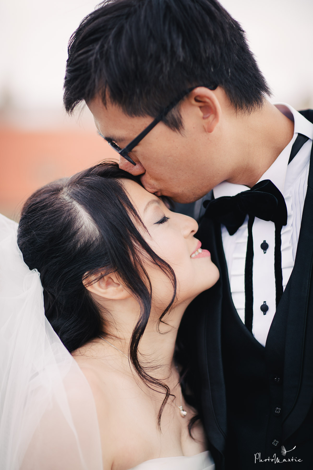 chinese couple in Prague