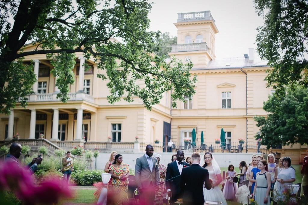 Villa Lana wedding