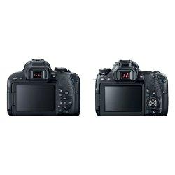 Small Crop Of Canon T6i Vs T6s