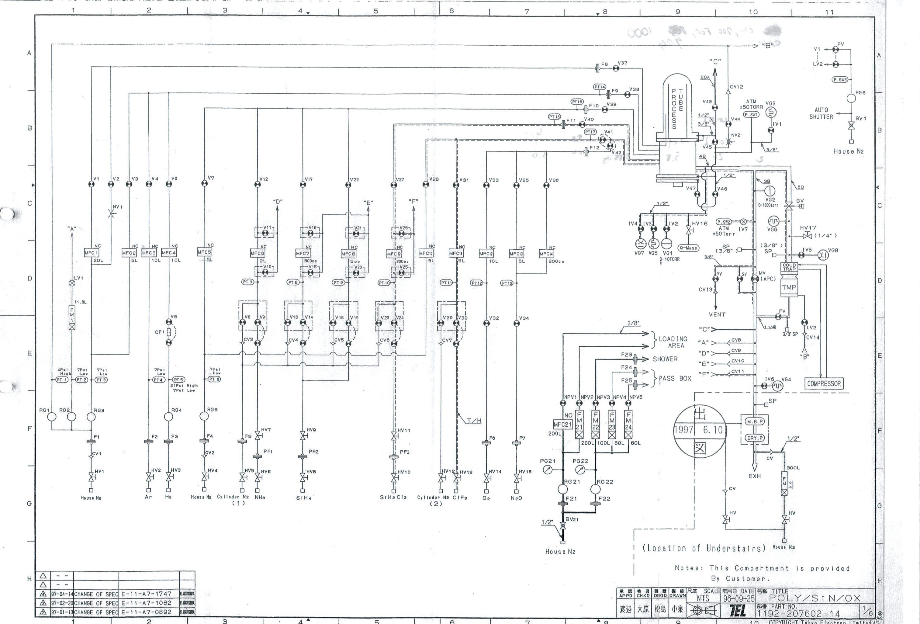 ebara pump wiring diagram