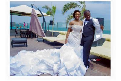 Tope & Demola, church wedding, lagos, photonimi, wedding photography