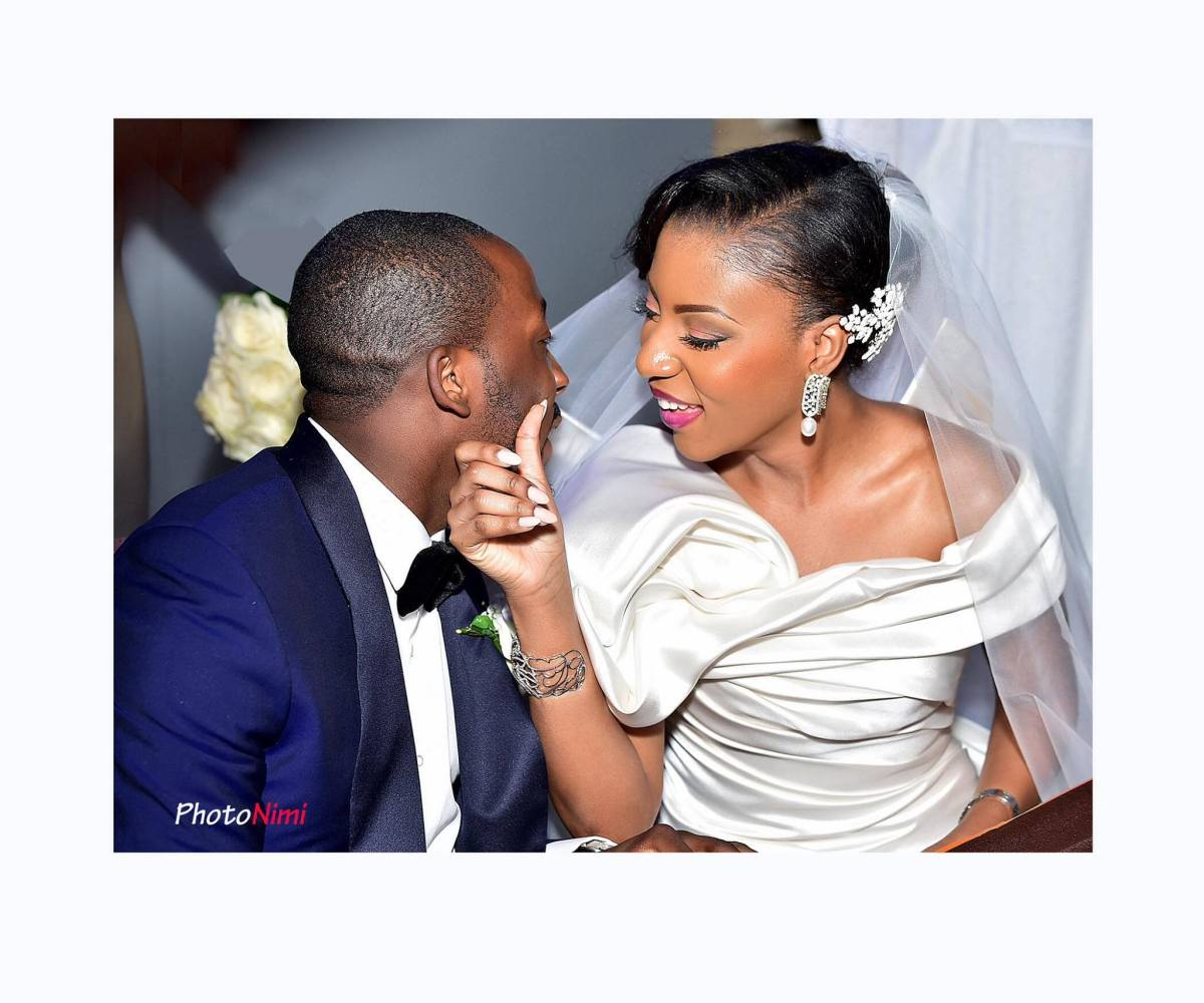 Wemimo and Ade... Traditional & Church Wedding