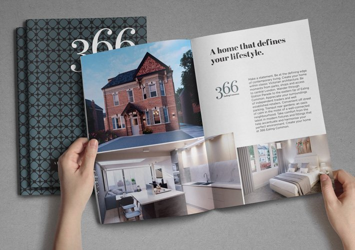 Photoplan - Property Brochure Design London Expert Graphic Designers