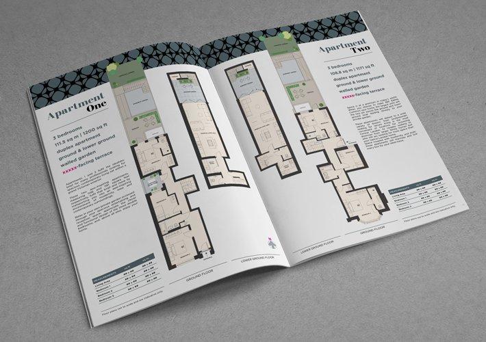 Photoplan - Property Brochure Design London Expert Graphic Designers