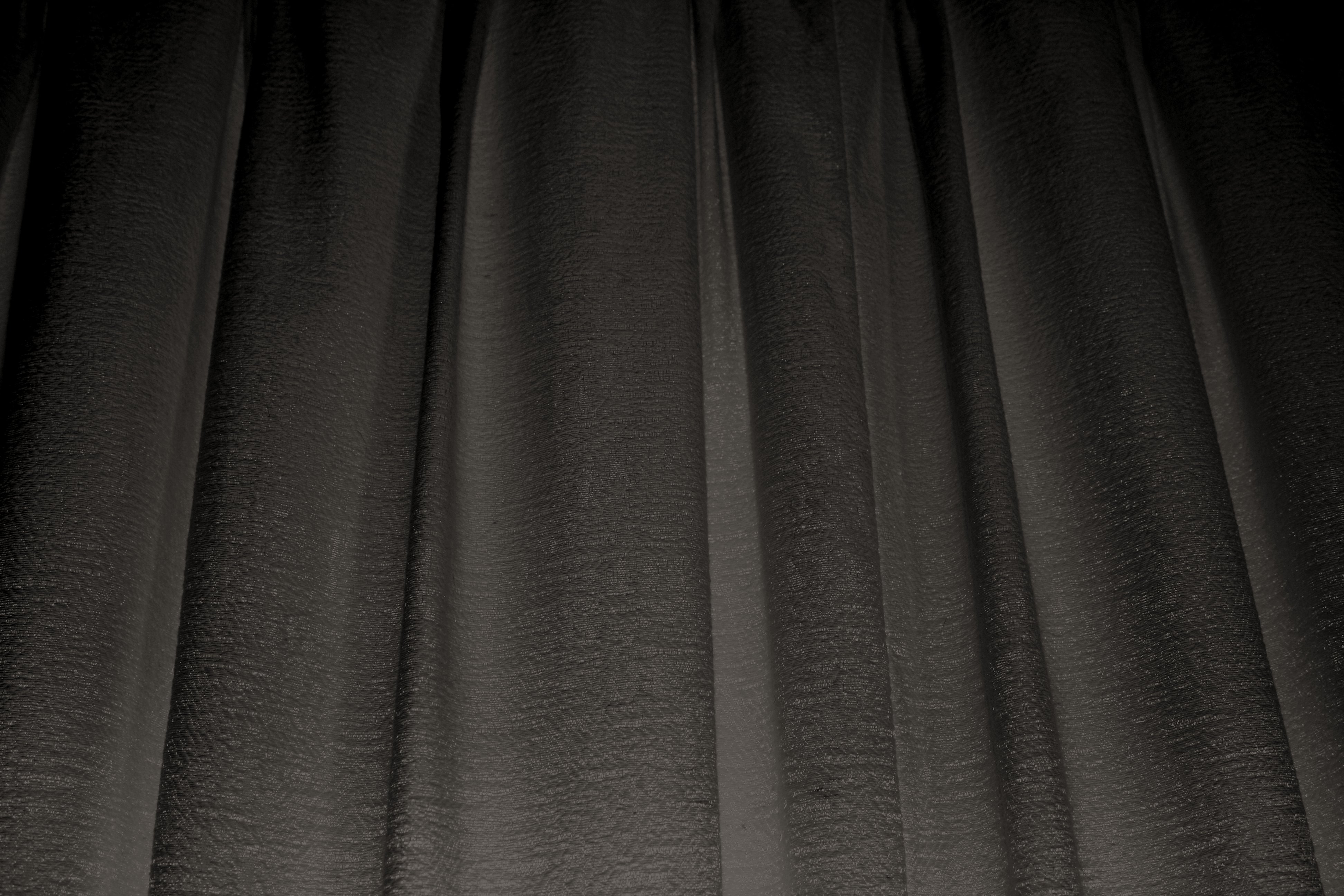 Black Curtain Texture window curtains texture