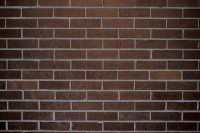 Dark Brown Brick Wall Texture Picture