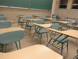 High School Student Classroom Desks