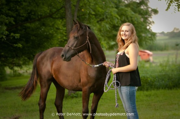 RR3D8722FB Emma and her horses senior portrait session (Dayton senior portrait photographer)