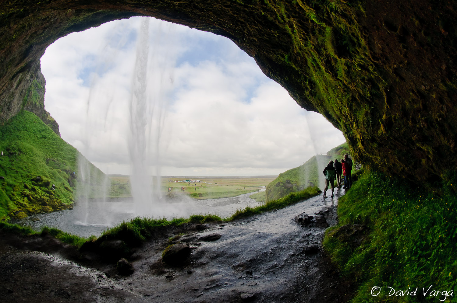 Beautiful Fall Hd Wallpaper Waterfalls Seljalandsfoss