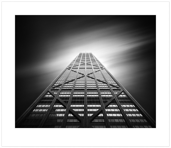 John Hancock Building, Chicago, U.S.A. (© 2013 Ian Mylam)