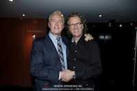 NLD/Utrecht20141118 - Gala 50 jaar Andre van Duin, Andre Rieu met Andre van Duin (Anneke Janssen/foto: Anneke Janssen)