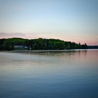 It's cottage country and tourism time / new pictures