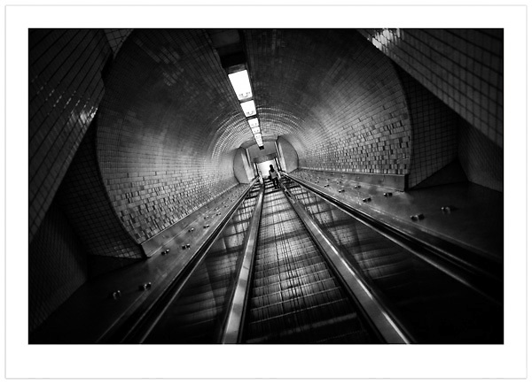 New York Subway - New York, U.S.A. (Ian Mylam/© Ian Mylam (www.ianmylam.com))
