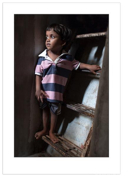 Dharavi Slum, Mumbai, India, 2012 (© Ian Mylam)