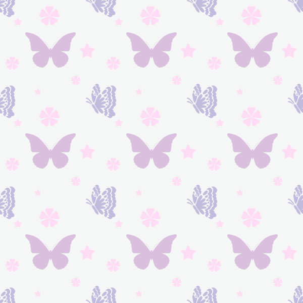 Cute Mustache Wallpaper Pastel Butterfly Ps Patterns Photoshop Free Brushes