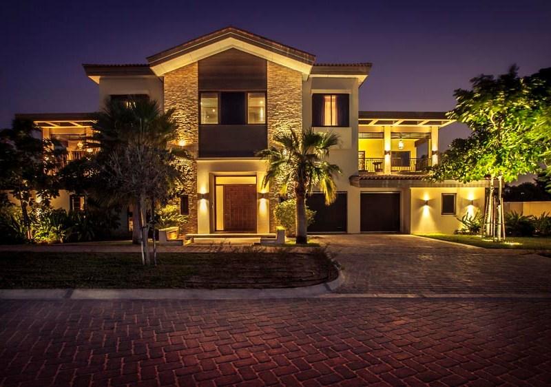 Architectural Photo & Video for Jumeirah Golf Estate Villa