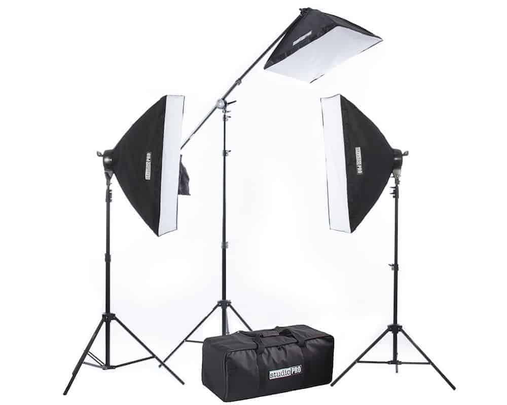Photography Softbox Lighting Kit - Democraciaejustica