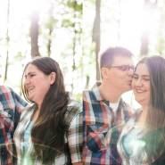 {weddings} Romantisches Paar-Shooting im Forst – Hochzeitsfotografie Fränkische Schweiz