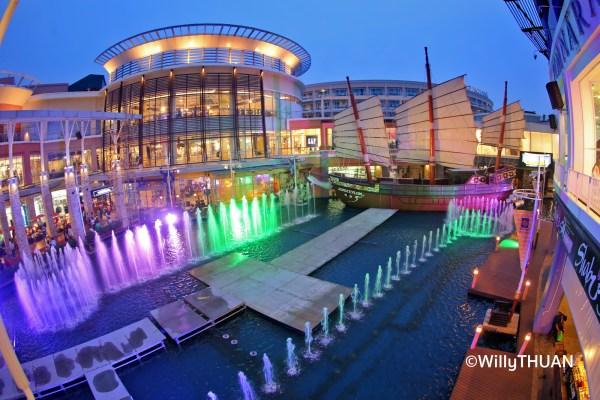 Jungceylon Phuket Shopping Mall in Patong