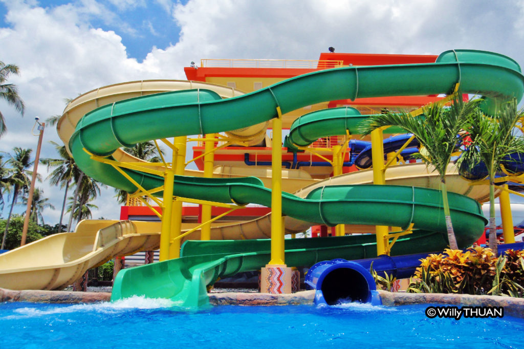 Splash Jungle Waterpark Phuket