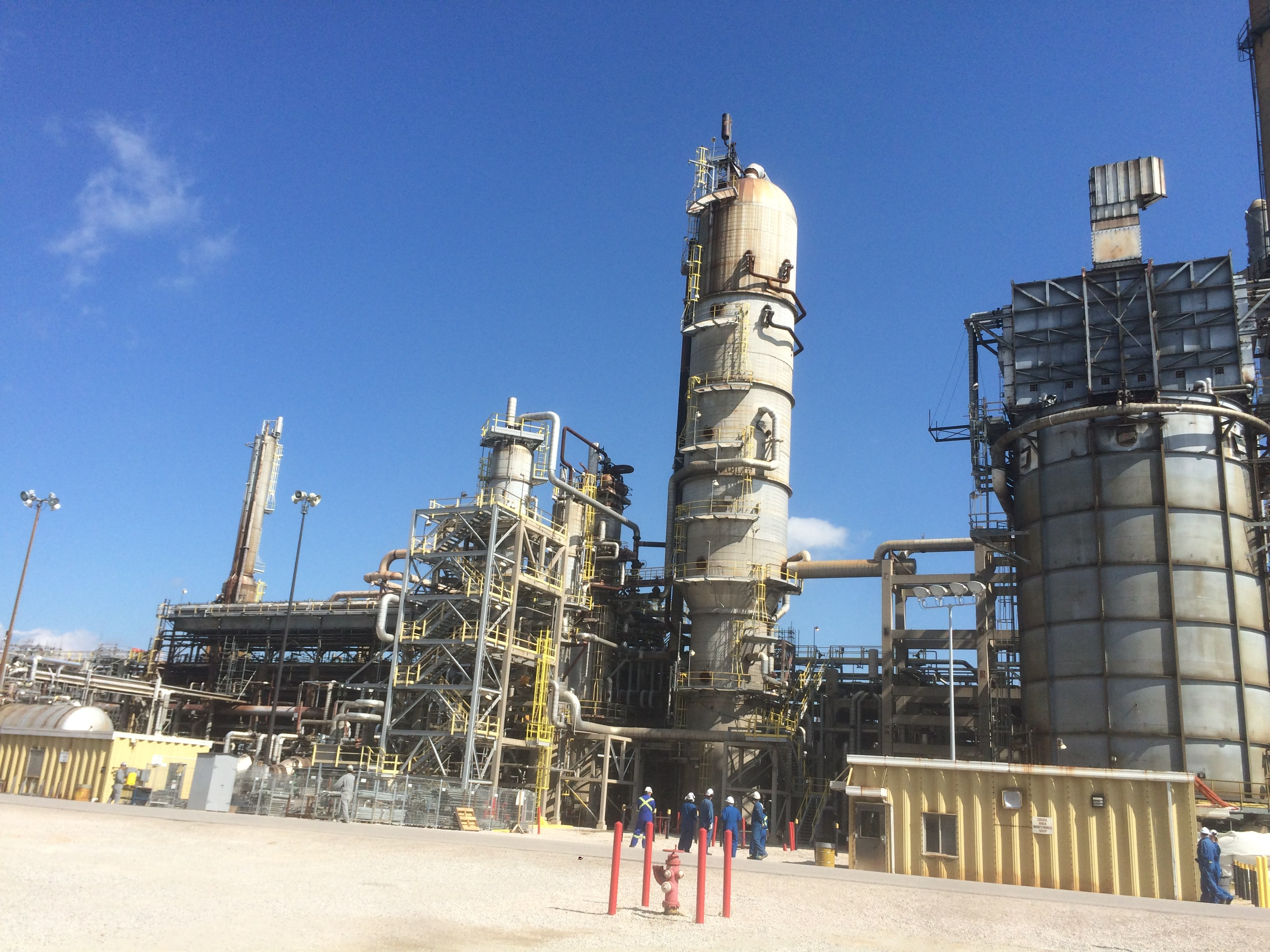 Used Crude Distillation Unit For Sale At Phoenix Equipment