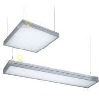 Modern Office Pmma Board Square Pendant Lighting 8456 ...