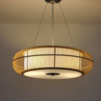 Modern Bamboo Art Pendant Lighting 10812 : Browse Project ...