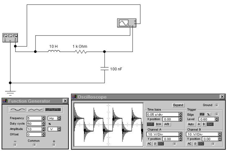 Electronic WorkBench tutorial