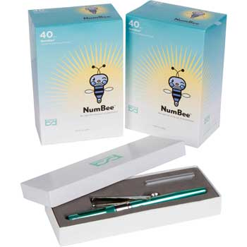 Numbee Needle-less Dental Anesthesia Delivery System