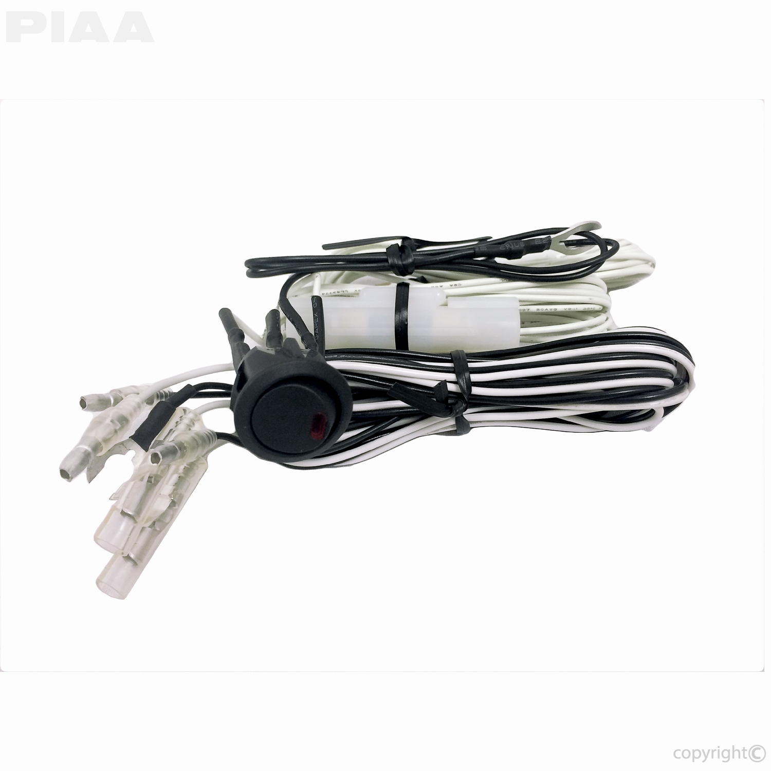 lp530 led wiring harness