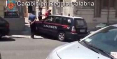 Il vicepresidente della Reggina calcio arrestato dai carabinieri
