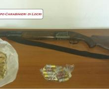 Samo, rinvenuto in località Piani di Litri un fucile con munizioni