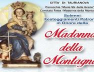 Taurianova, dal 29 Agosto festa patronale Madonna della montagna