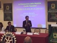 """Cittanova, convegno sulla """"Prevenzione dell'Ictus"""" organizzato dal Rotary Medma-Nicotera"""