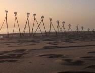 San Ferdinando, nuove opere d'arte celebrano i misteri del mare alle Dune Blu Resort