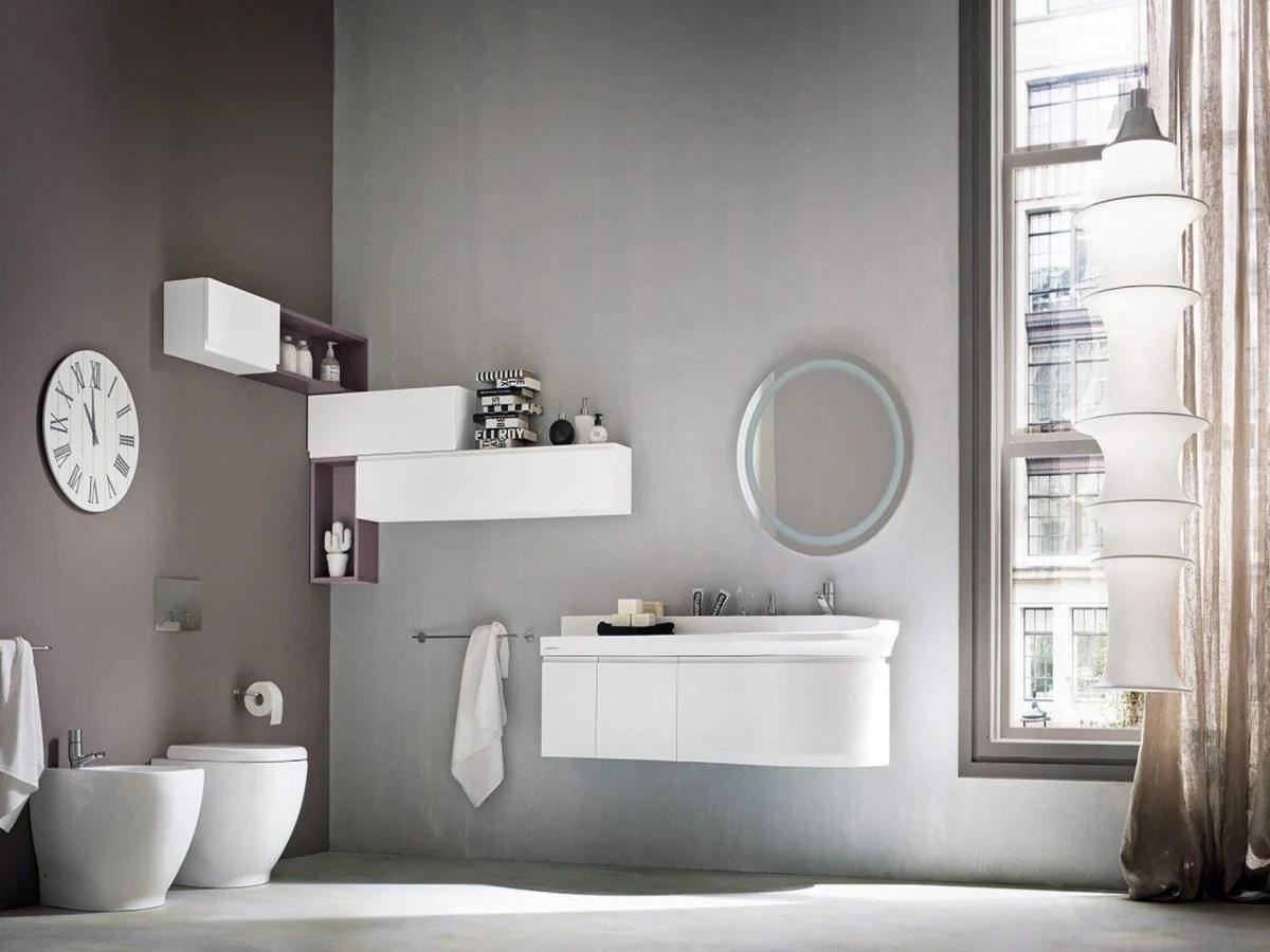 Verniciare Pareti Del Bagno : √ dipingere le pareti del bagno