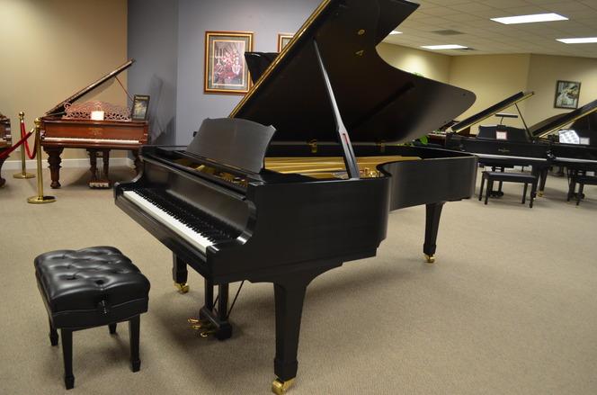 1986 Yamaha 9\u0027 CF III Grand Yamaha Concert Grand Piano