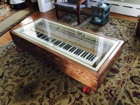 piano coffee table - Piano in a Flash