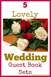 Wedding Guest Book and Pen Sets Jennifer McCoy Blaske