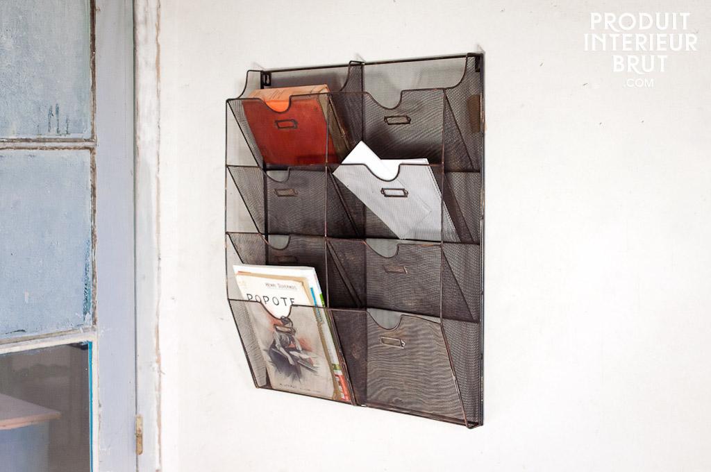 Range Courrier Mural Ikea Ciabizcom