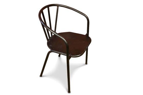 Brienon Metal Chairs Industrial Style Pib