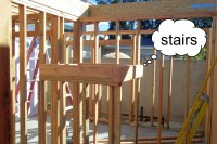Split Level Stair Framing - Stringer and Landing