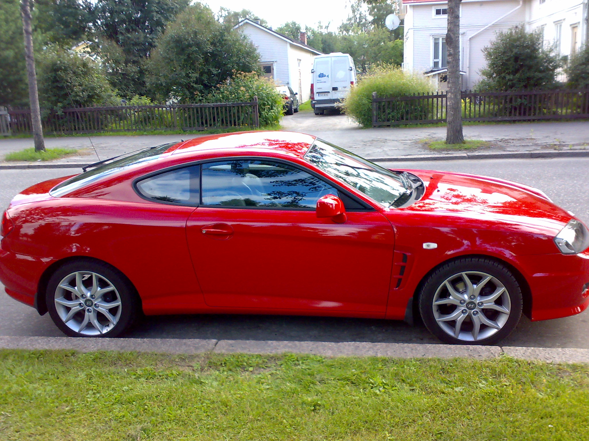 Wallpaper Amazing Convertible Cars Hyundai Coupe 2 7 V6 Gls Photos And Comments Www