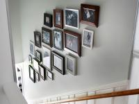 25+ Best Picture Wall Ideas for Stairs - PicBackMan