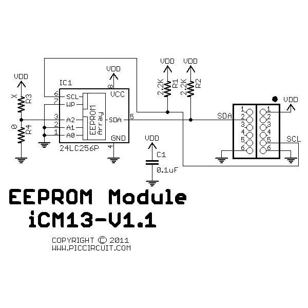 eeprom programmer schematic wiring diagram schematic