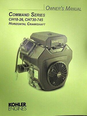 LINCOLN RANGER 9 Welder  Kohler CH20 Engine Operator  Service (3