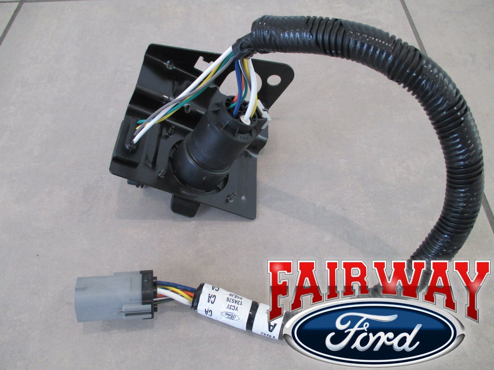 7 pin trailer wiring harness ford super duty