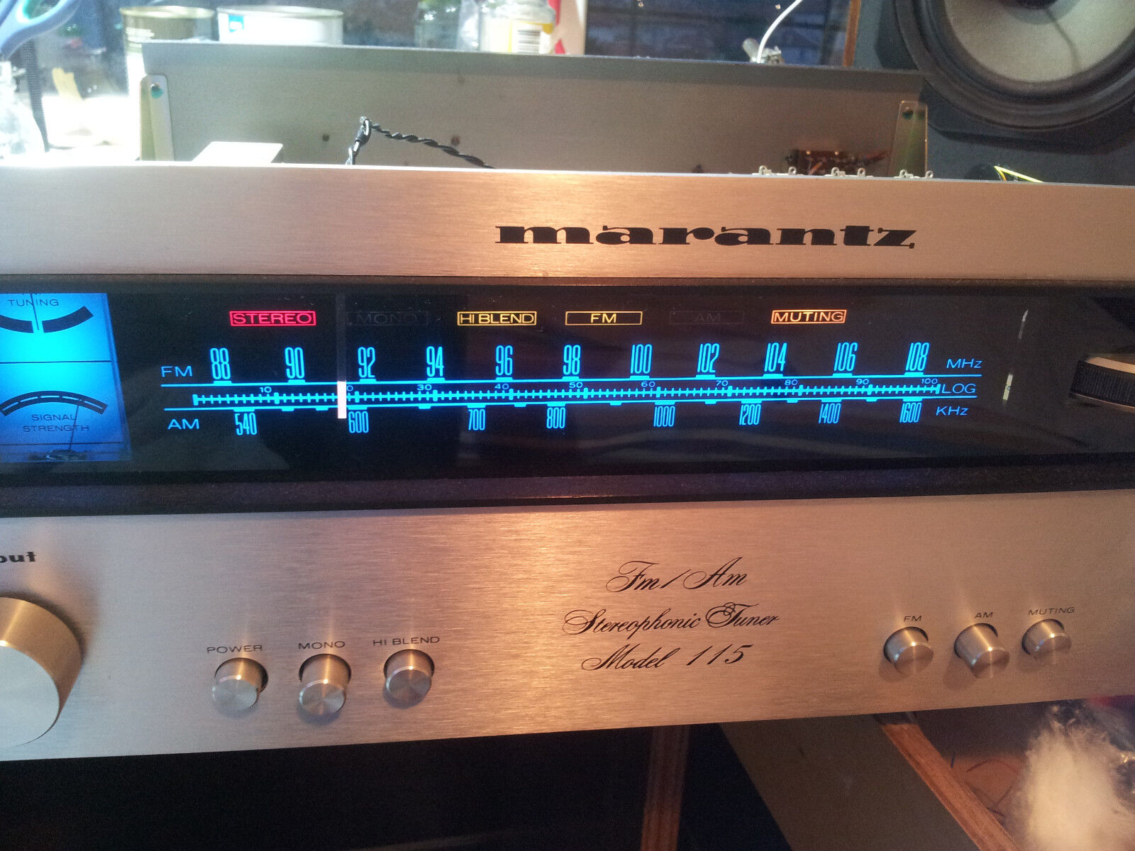 6X LED LAMP Marantz Vintage Audio Dial Scale Light Fuse